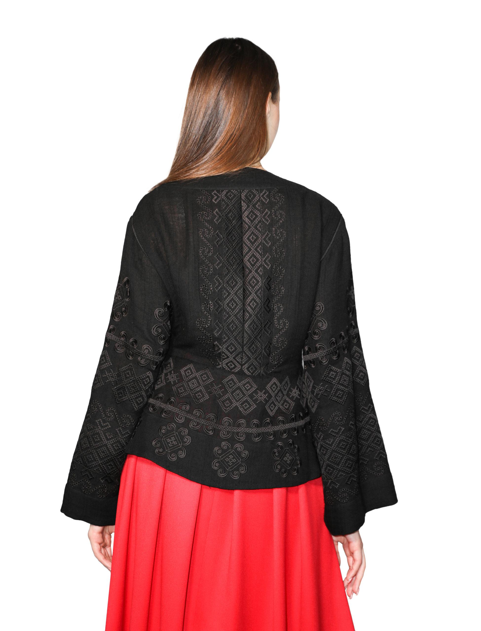 Блуза на запах«Мудрість роду»