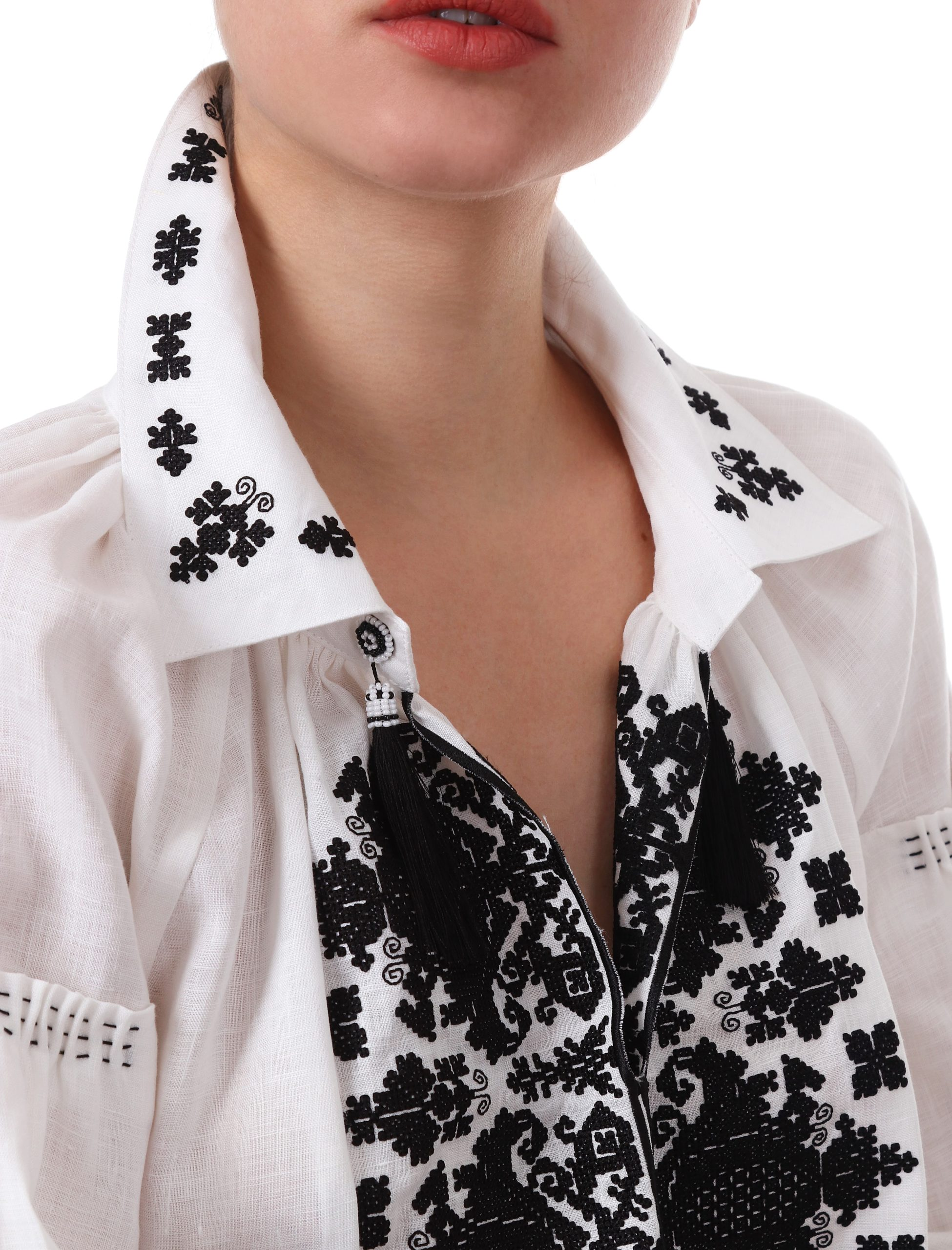 Блуза з вишивкою «Буяння»