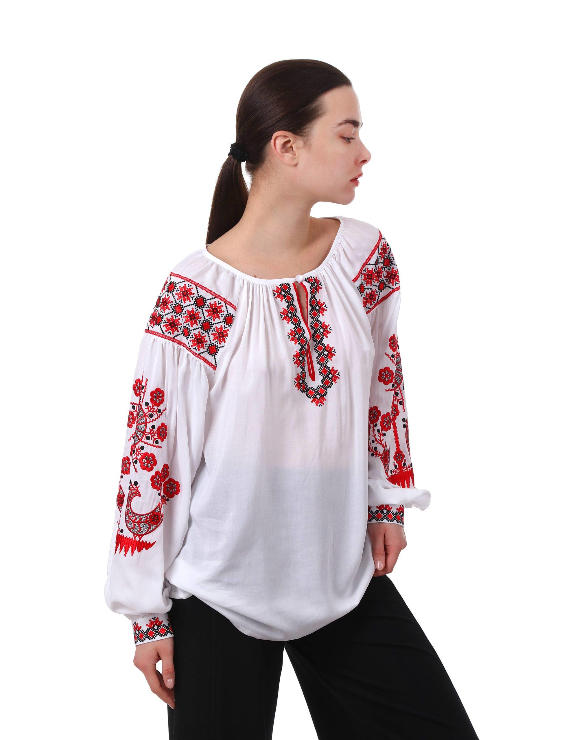 Блуза з вишивкою «Дерево роду проначало»
