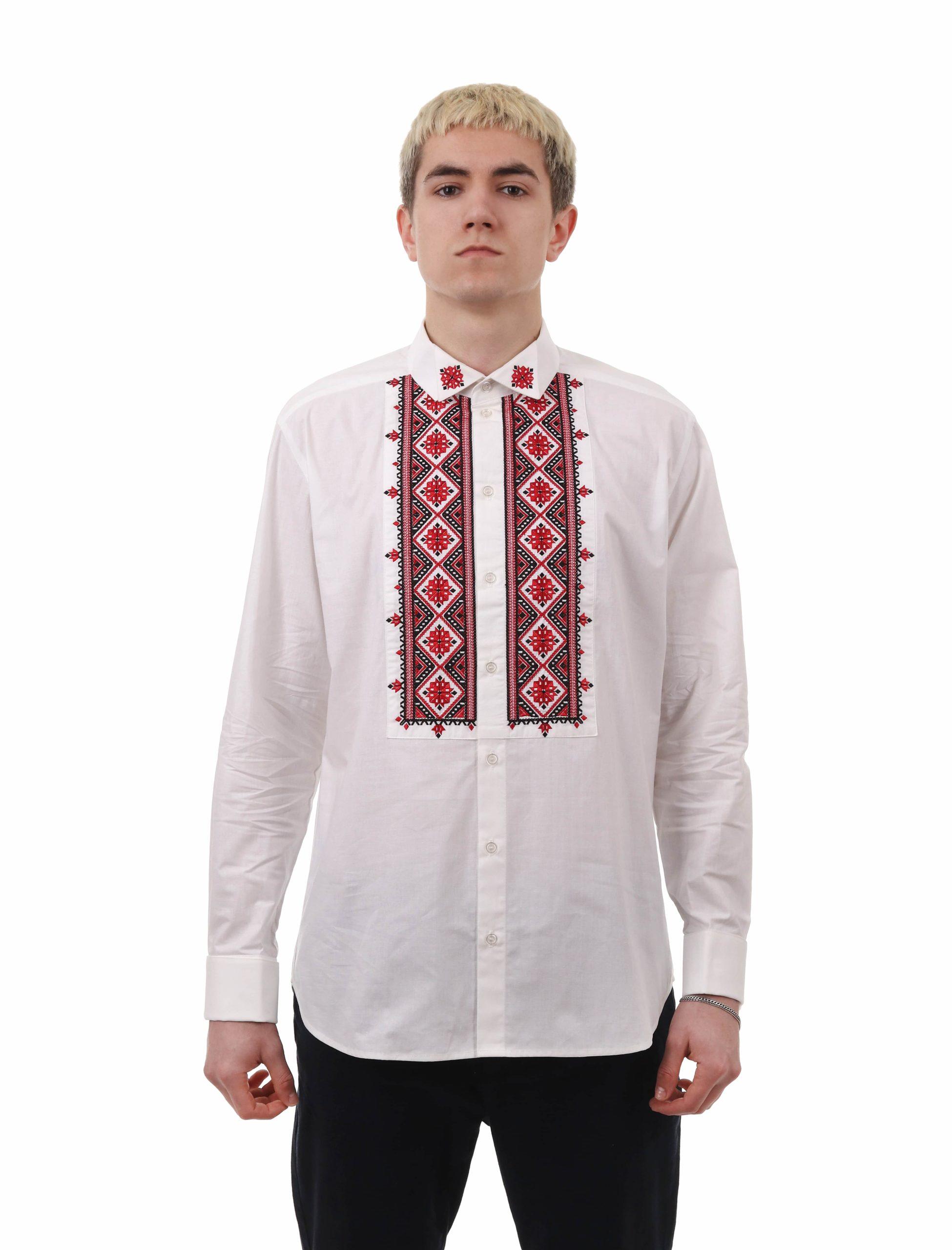 Сорочка під метелик з вишивкою «Зірки»