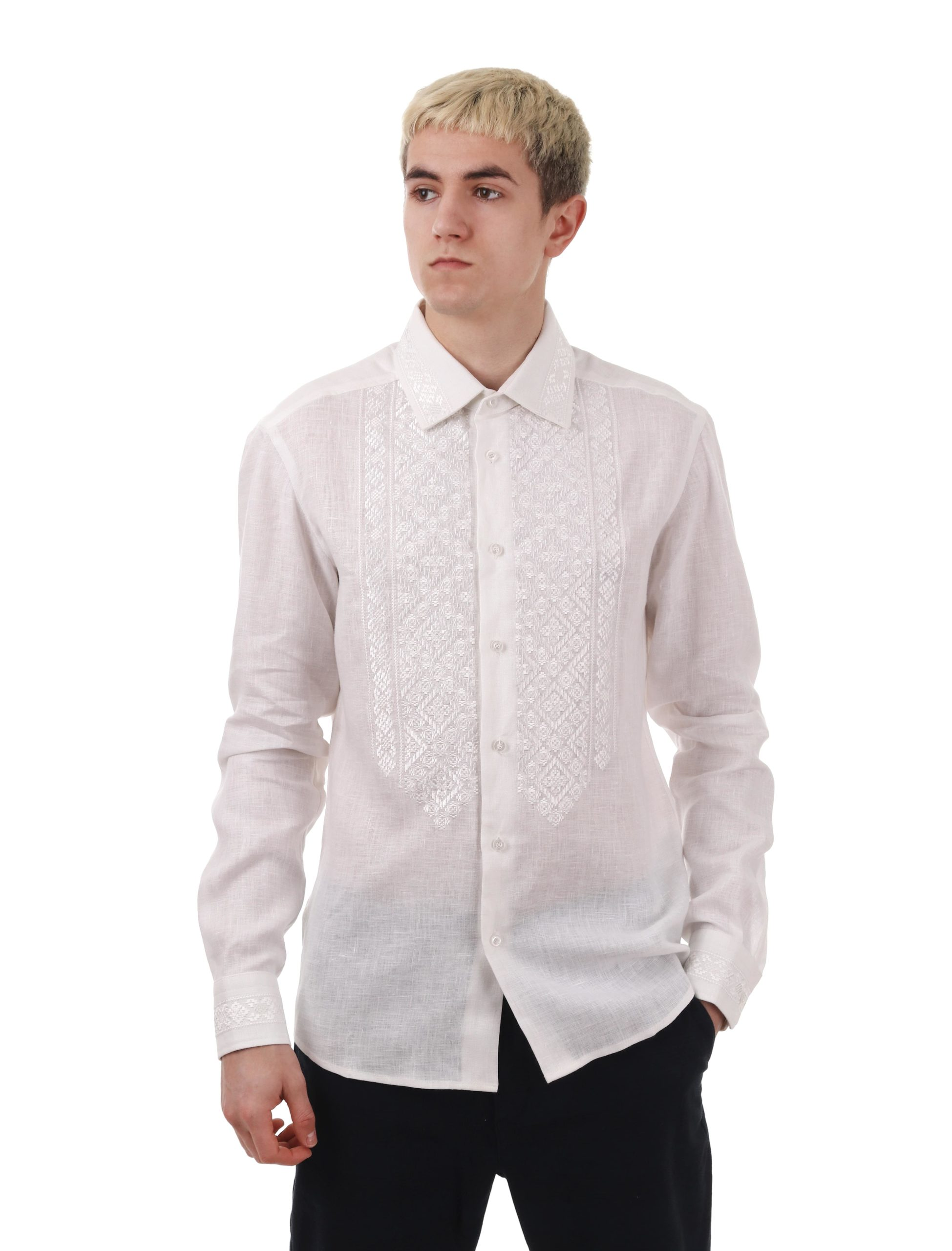 Сорочка «Співзвучність» на ґудзиках