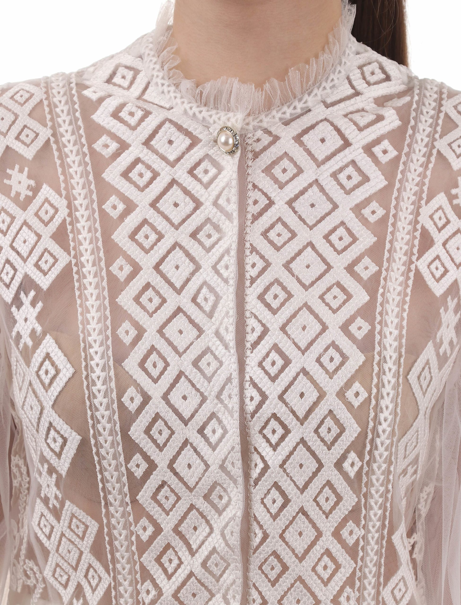 Блуза з вишивкою «Мудрість роду»
