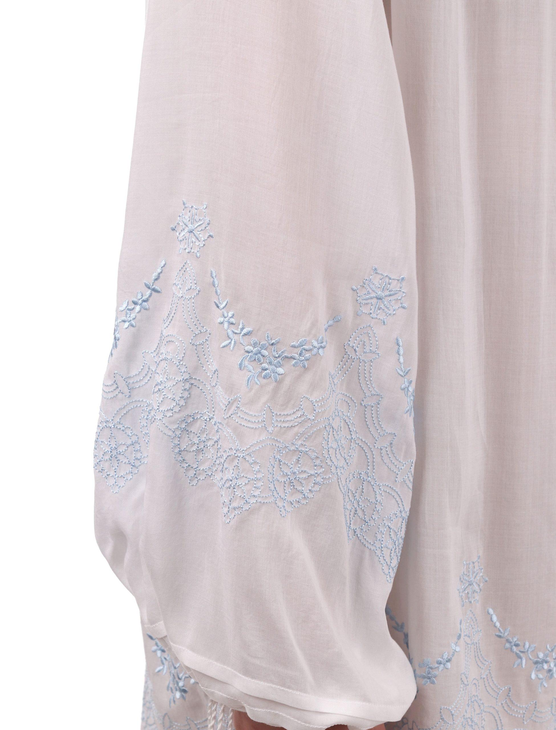 Блуза-туніка з орнаментом «Ажур»
